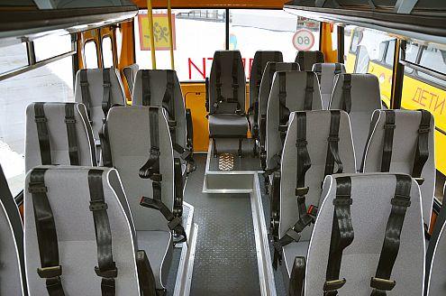 Автобус ПАЗ-32053-70 Школьный