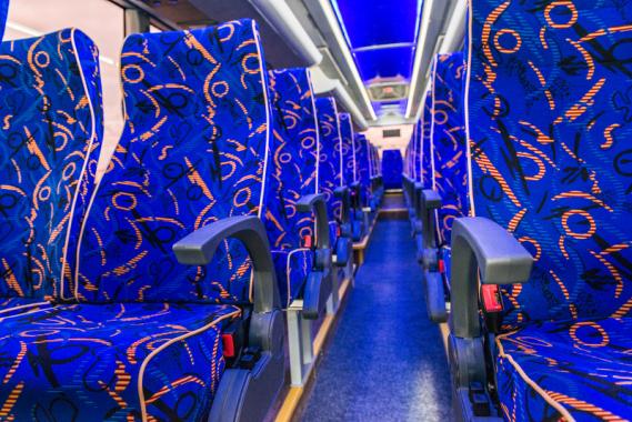 Автобус «КРУИЗ» – Салон