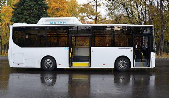 Новый автобус КАВЗ-4270