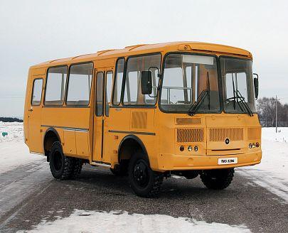 Купить новый автобус ПАЗ-3206