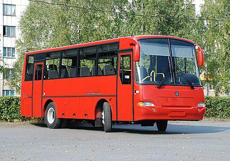Автобус КАВЗ-4235 АВРОРА