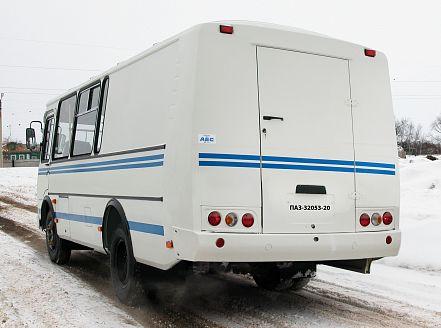 Купить автобус ПАЗ-32053-20