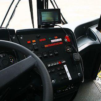 Автобус ЛиАЗ-5256 городской, безопасность