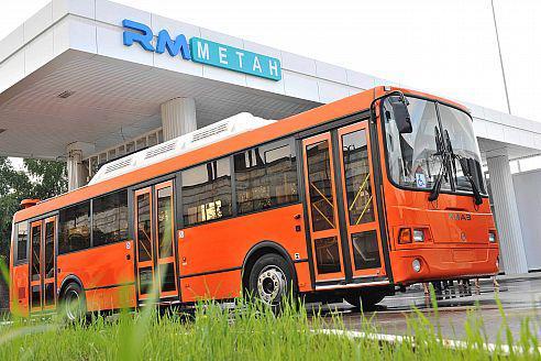Автобус ЛиАЗ-5293