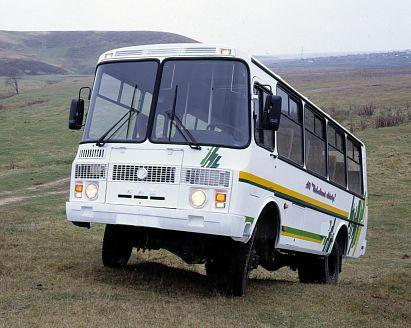 Автобус для специальных перевозок ПАЗ-3206