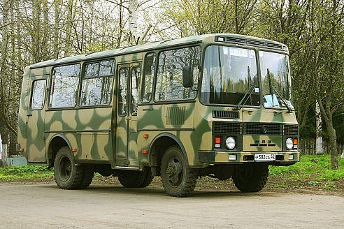 Автобус ПАЗ-3206