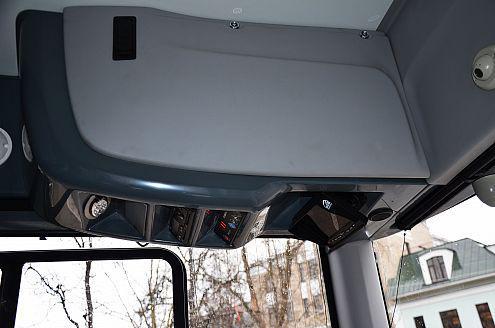 Комфорт автобуса ЛиАЗ-5292 рестайлинг