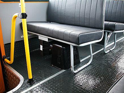 Автобус ПАЗ-3206 – Салон