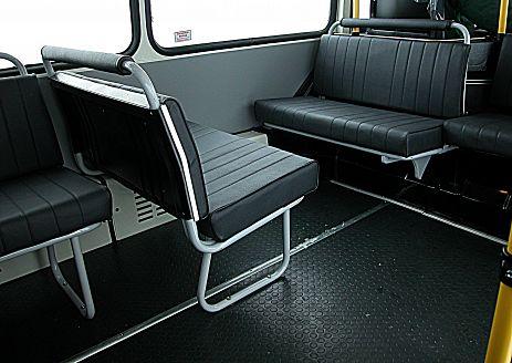 Автобус ПАЗ-32053-20 – Салон