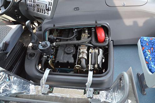 ВЕКТОР NEXT 7.6 Доступная Среда - двигатель