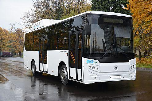 Купить новый автобус КАВЗ-4270
