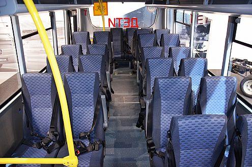 Автобус ВЕКТОР NEXT школьный, вид салона