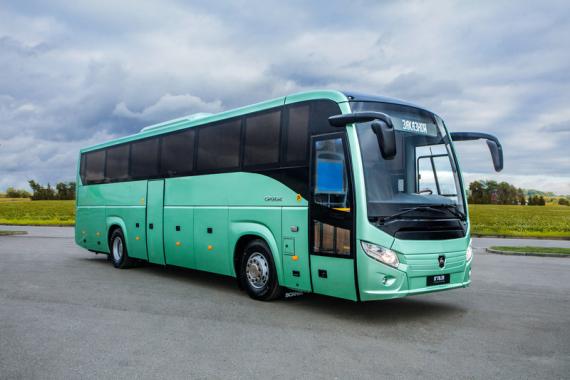 Автобус «КРУИЗ» – Фото
