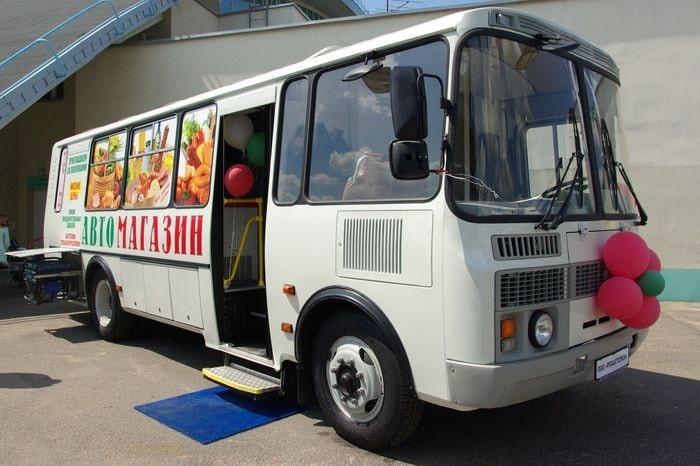 Производство автобусов на базе ПАЗ