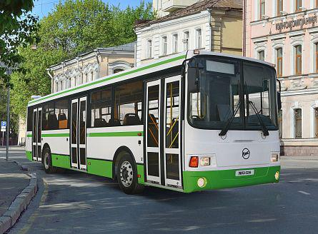Автобус ЛиАЗ-5256 городской