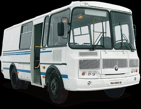 ПАЗ-32053-20 грузопассажирский