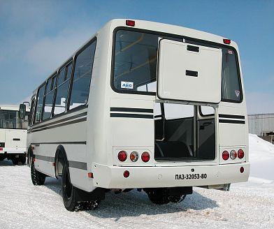 Автобус ПАЗ-32053-80 ритуальный