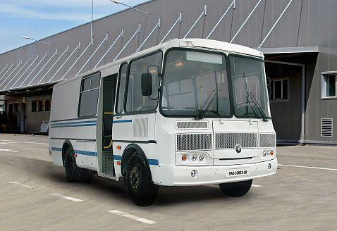 Купить новый автобус ПАЗ-32053-20